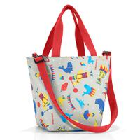 Сумка детская shopper xs circus red, Reisenthel